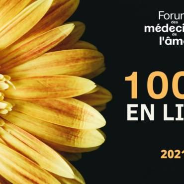 Teaser du Forum des Médecines de l'Âme 2021